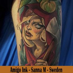 Amigo Ink - Sweden