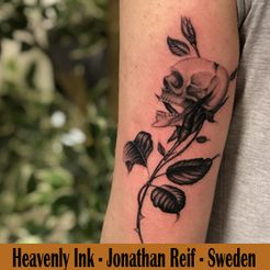 Heavenly Ink Tattoo - Sweden