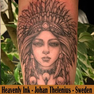 Heavenly Ink Tattoo