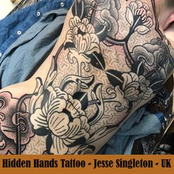 Hidden Hands Tattoo - UK