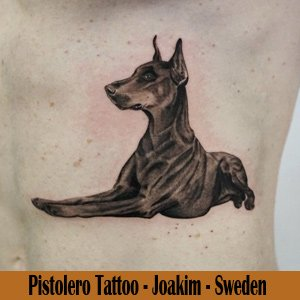 Pistolero Tattoo - Sweden