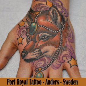 Port Royal Tattoo - Sweden