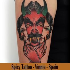 Spicy Tattoo - Spain - Hamburg